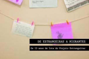 Livro conta a história dos 15 anos do Projeto Estrangeiras